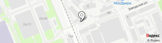 Деталь-Трак на карте Реутова