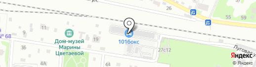 101 Box на карте Королёва