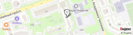 Отдел городского архива в составе Управления Делами Администрации городского округа Реутов на карте Реутова