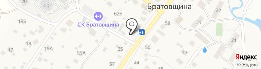 Рукодельница на карте Братовщиной