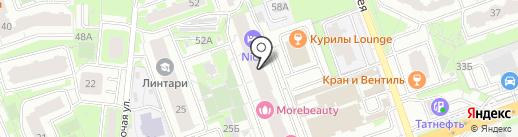 TOPGUN на карте Реутова
