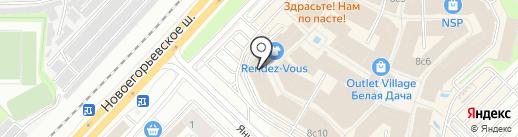 GLENFIELD на карте Котельников