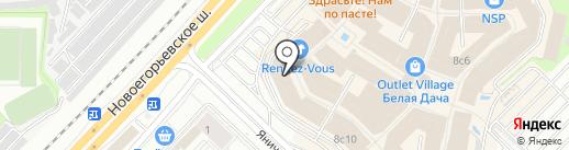 Colveri на карте Котельников