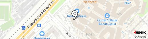 Vassa & Co на карте Котельников
