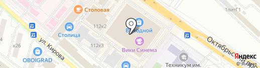 Рукодельница на карте Люберец