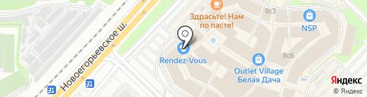 Michaella на карте Котельников