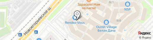 Van Laack на карте Котельников