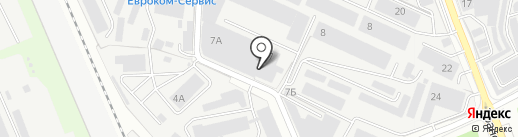 ArtCeiling на карте Реутова