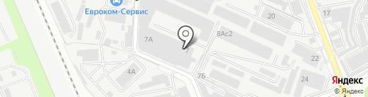 Приматек на карте Реутова