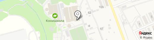 Левадия на карте Орлово