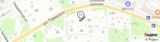 Gateservice на карте Королёва