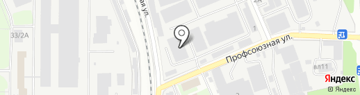 Альм-фаза на карте Реутова