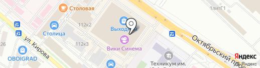 Телефон.ру на карте Люберец