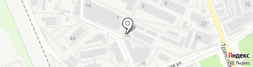 Винер на карте Реутова