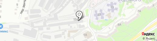 ЛДСП-Сервис на карте Старого Оскола