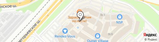 Calvin Klein Jeans на карте Котельников