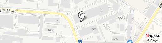 Центр-Шина на карте Реутова