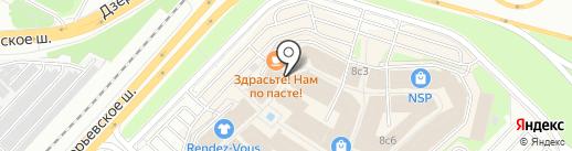 МАКУХИН на карте Котельников