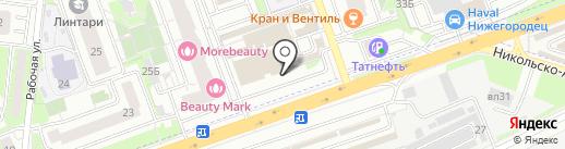 МОС-ПАРКЕТ на карте Реутова