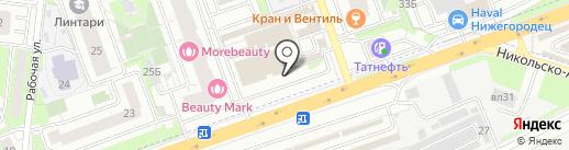 Строй! на карте Реутова