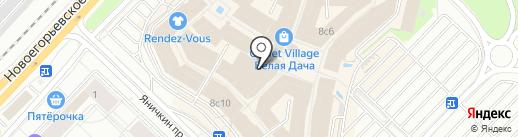 ЦУМ-Дисконт, магазин одежды на карте Котельников