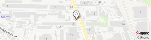 AutoOEM.ru на карте Реутова