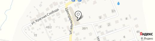 Продуктовый магазин на карте Орлово