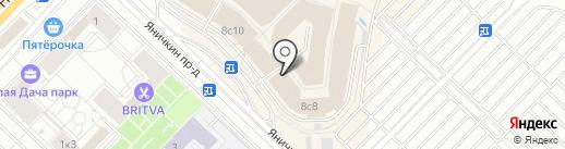 Albione на карте Котельников