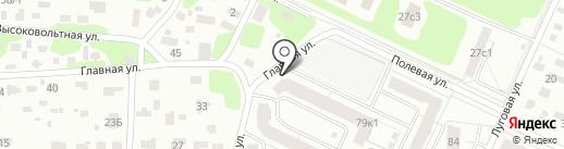 Мир бассейнов на карте Королёва