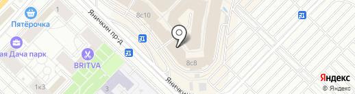 Kanzler на карте Котельников