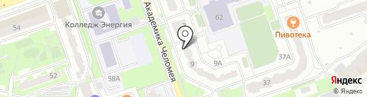 Эксперт Эксплуатация на карте Реутова