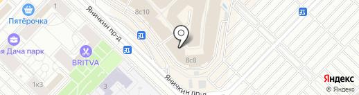 BML на карте Котельников