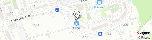 Магазин разливного пива на Кольцевой на карте Балашихи