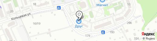 Друг на карте Балашихи