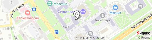 ОДОС+ на карте Старого Оскола
