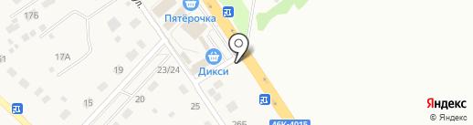 Магазин тротуарной плитки на карте Вельяминово
