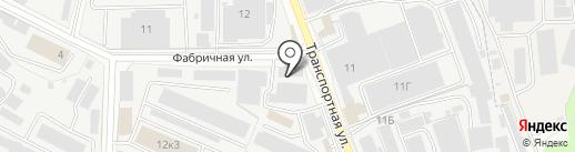 Бахилы-Москва на карте Реутова