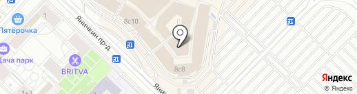 Le creuset на карте Котельников