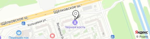 Дельталабклиник на карте Балашихи