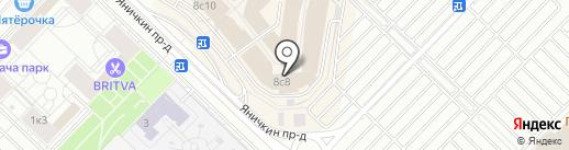 DERI & MOD на карте Котельников