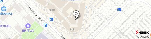 Bosco Sport на карте Котельников