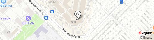 PODIUM Market на карте Котельников