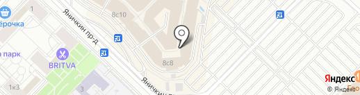 LTB на карте Котельников