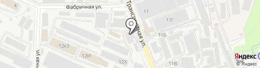 KS Prof на карте Реутова