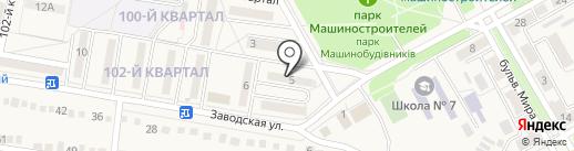 Anel на карте Ясиноватой