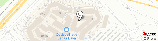 Gulliver на карте Котельников
