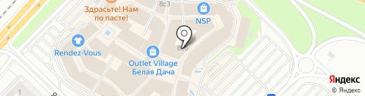 Vagabond на карте Котельников