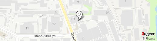 СтройСистема, ГК на карте Реутова