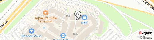 Аутлет Игрушек на карте Котельников