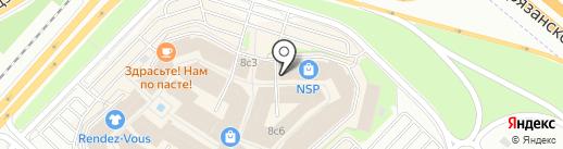 Quiksilver на карте Котельников